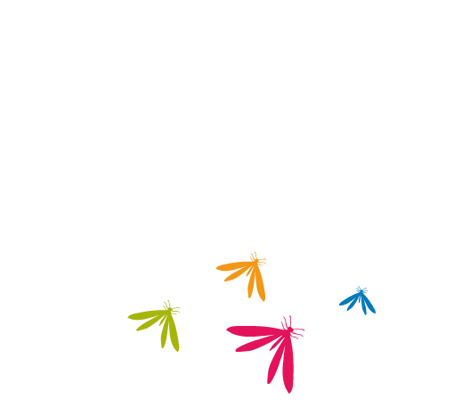 Studio graphique Mille-Patte Logo