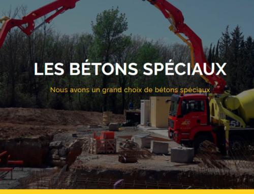 Béton du Gard
